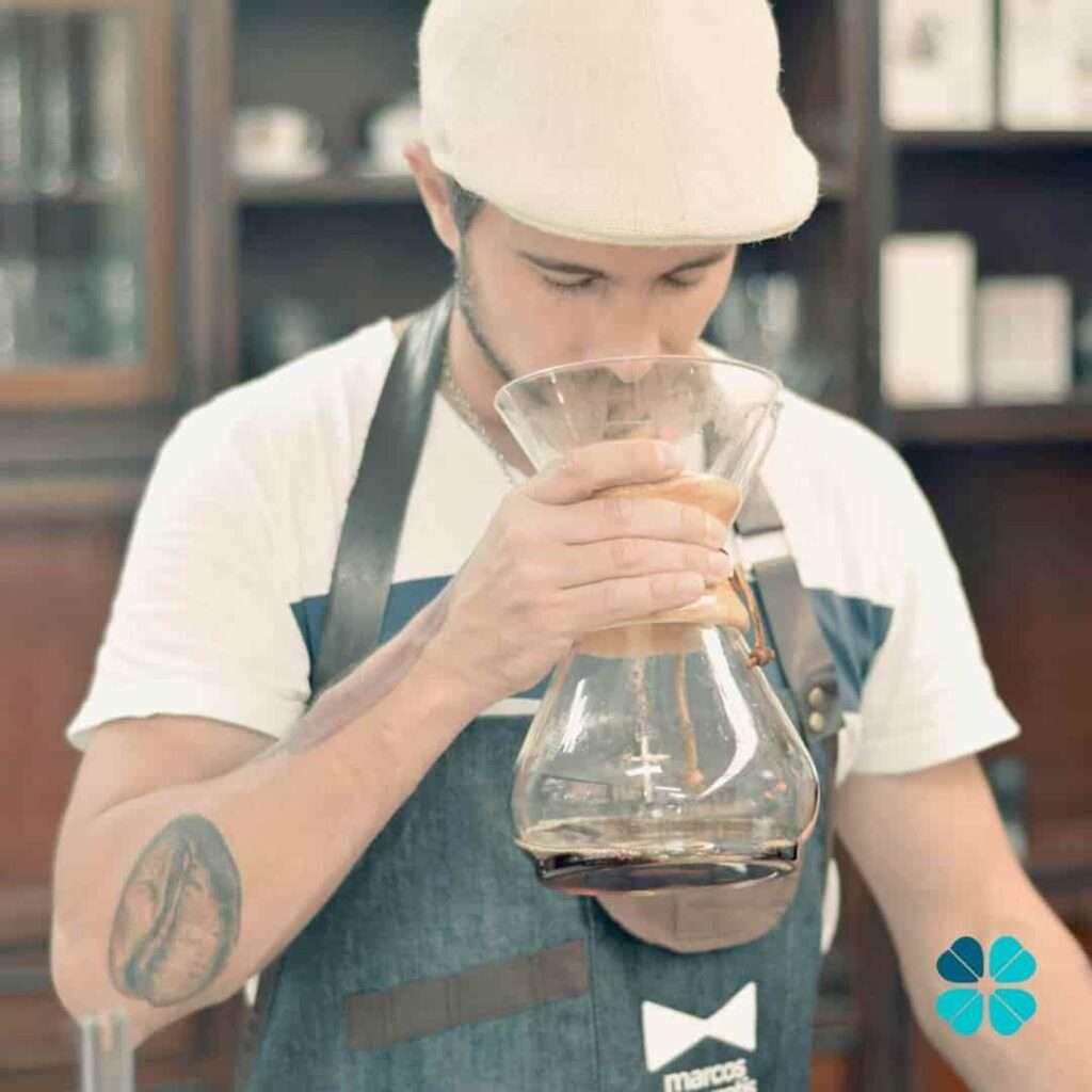 cafe metodos de infusion
